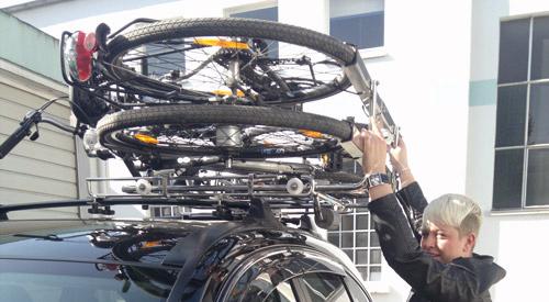 Fahrradträger Prasolux Peter Prass Kg